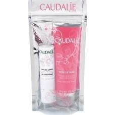 Caudalie Hand Cream Rose De Vigne 30ml & Lip Conditioner 4,5gr
