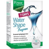 Power Health 7 Days Water Shape Program 14 αναβράζοντα δισκία