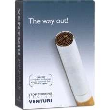 Venturi Stop Smoking System (4 filters)