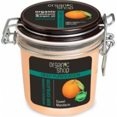 Organic Shop Dee Purification Body Exfoliator Sweet Mandarin 350ml