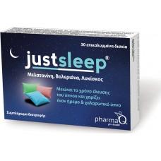 PharmaQ Just Sleep 30 ταμπλέτες