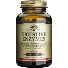 Solgar Digestive Enzymes 100 ταμπλέτες