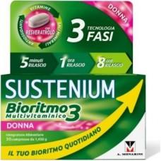 Menarini Biorhythm 3 Multivitamin Woman 30 Ταμπλέτες