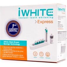 iWhite Stain Eraser Sponge Technology