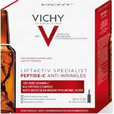 Vichy Liftactiv Specialist Peptide-C Anti-Wrinkle Ampoules 30 x 1.8ml
