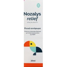Epsilon Health Nozalys Relief 20ml