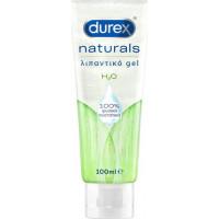 Durex Naturals Gel H2O 100ml