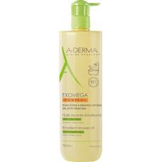 A-Derma Exomega Control Emollient Shower Oil Anti-Scratching 750ml