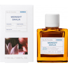 Korres Midnight Dahlia Eau de Toilette 50ml