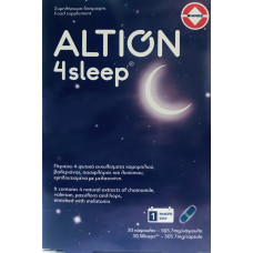 Altion 4Sleep 30 κάψουλες