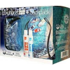 Intermed Luxurious Suncare & Greece Backpack