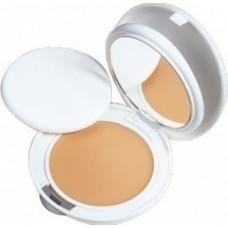Avene Couvrance Compact Foundation Cream Oil-Free Powered Finish Formula SPF30 02 Natural Box 9.5gr