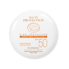 AVENE HAUTE PROTECTION COMPACT DORE SPF50 10GR