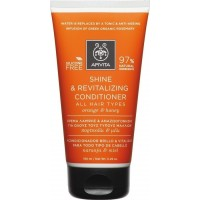Apivita Shine & Revitilizing Conditioner 150ml