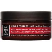 Apivita Color Protect Hair Mask 200ml