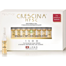 Labo Crescina HFSC 100% 1300 Woman 20 Αμπούλες