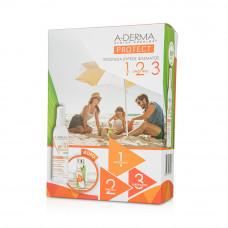 A-Derma Promo Protect Kids με Παιδικό Παγούρι SPF50 200ml