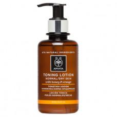 Apivita Toning Lotion Normal/Dry Skin 200ml
