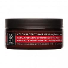 Apivita Μάσκα Προστασίας Χρώματος για Βαμμένα Μαλλιά