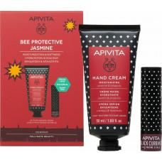 Apivita Bee Protective Jasmine Xmas Set