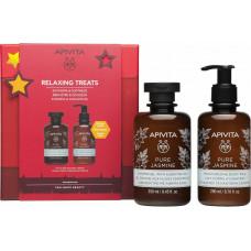 Apivita Relaxing Treats Pure Jasmine Xmas Set