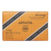 Apivita Honey Natural Soap 125gr