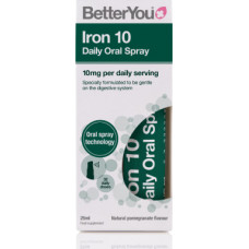 BetterYou Better You Iron 10 10mg 25ml