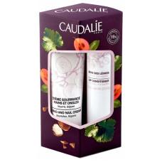 Caudalie Set Hand and Nail Cream 30ml & Lip Conditioner 4,5gr