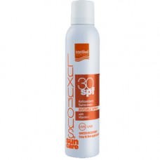 Intermed Suncare Antioxidant Sunscreen Invisible Spray Water Resistant SPF30 200ml