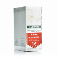 Klorane Soothing Hair Removal Cream Sweet Almond 1+1 150ml