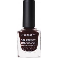 Korres Gel Effect Nail Colour 54 Festive Red