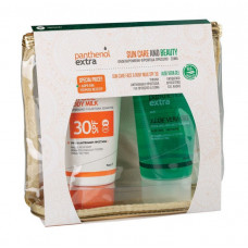 Medisei Panthenol Extra Sun Care & Beauty Face & Body SPF30 Set