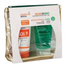 Medisei Panthenol Extra Sun Care & Beauty Face & Body Milk SPF50 Set