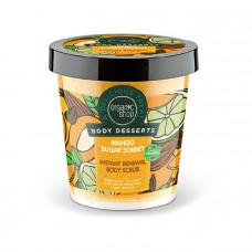 Organic Shop Organic Shop Body Desserts Mango Sugar Sorbet Instant Renewal Body Scrub 450ml