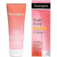 Neutrogena Bright Boost Hydrating Face Fluid SPF30 50ml