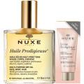 Nuxe Promo Huile Prodigieuse Πολυχρηστικό Ξηρό Λάδι Ενυδάτωσης Για Πρόσωπο, Σώμα & Μαλλιά, 100ml & Δώρο Creme Prodigieuse Boost Multi Correction, 15ml