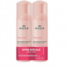 Nuxe Very Rose Light Cleansing Foam 2x150ml