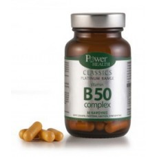 POWER HEALTH CLASSICS PLATINUM VITAMIN B50 COMPLEX 30caps