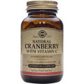 SOLGAR CRANBERRY WITH VITAMIN C 60VCAPS
