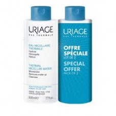 Uriage Eau Micellaire Thermale Normal/Dry Skin 2x500ml
