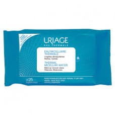 Uriage Eau Micellaire Thermale Wipes x25