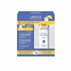 Uriage Bebe 1st Mineral Cream SPF50+ & Uriage Bebe 1st Eau Thermale Offer Gift 50ml