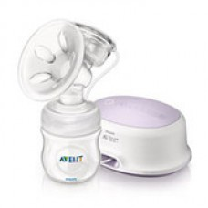 Avent SCF332/01 - Natural Electronic Breast Pump Single 125 ML