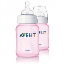 AVENT 2 Bottles 260 ml Teat 1m+ Special Edition