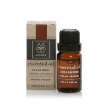 APIVITA ESSENTIAL OIL CEDARWOOD - ΚΕΔΡΟΣ 10ML