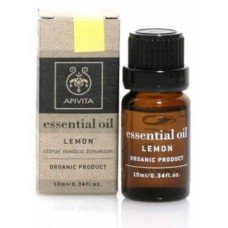APIVITA ESSENTIAL OIL LEMON - ΛΕΜΟΝΙ 10ML