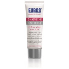 EUBOS DIABETIC FOOT & LEG 100ML