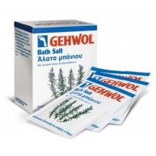 Gehwol Bath Salt 10x25gr
