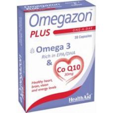 HEALTH AID OMEGAZON PLUS 30caps