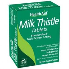 HEALTH AID MILK THISTLE BLISTER - THR 30tabs